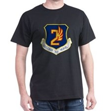 2nd Air Force - Secong To None T-Shirt