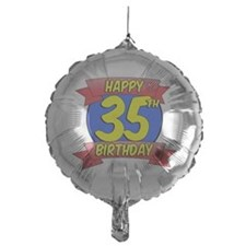 Happy 35Th Birthday Balloon