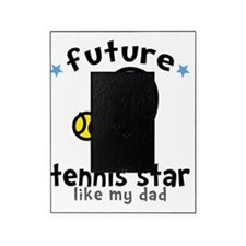 Tennis Dad Picture Frame