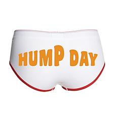 Hump Day [text] Women's Boy Brief