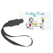 Oncology Nurse 4 Luggage Tag
