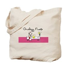 Oncology Nurse 3 Tote Bag