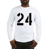 24 Long Sleeve T-Shirt