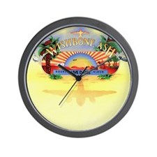 Live Dates Wall Clock