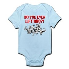 Do You Even Lift Bro?! Body Suit