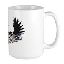 """Immortal"" Wings Mug"