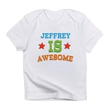 Awesome Personalized Infant T-Shirt