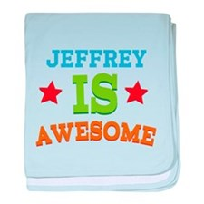 Awesome Personalized baby blanket