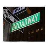 Broadway musicals Fleece Blankets