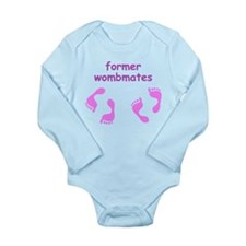 Former Wombmates (for twin girls) Body Suit