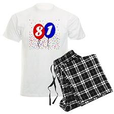81st Birthday Pajamas