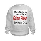 Guitar - like dad Sweatshirt