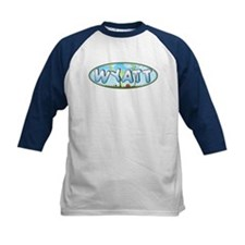 Cute Boy name wyatt Tee