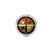 Free Leonard Peltier Mini Button (10 pack)