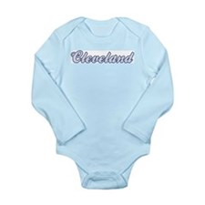 Cleveland (blue) Body Suit
