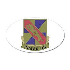 DUI - 159th Combat Aviation Brigade 35x21 Oval Wal