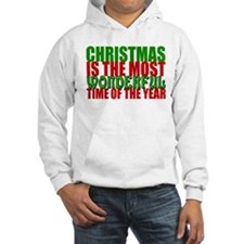 Wonderful Christmas Jumper Hoody