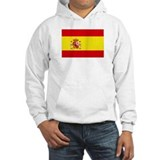 Spain National flag Hoodie