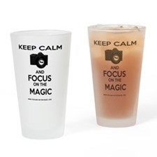 Focus on the Magic Drinking Glass