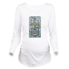 Lord Pacal the Rocket Man 2 Long Sleeve Maternity