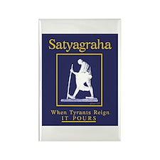 Satyagraha Rectangle Magnet (100 pack)
