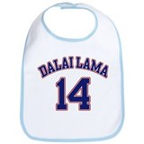 14th Dalia Lama Bib