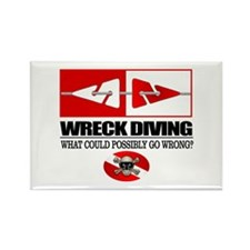 Wreck Diving (Line Markers)2 Magnets