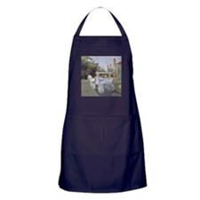 Carriage Ride Sightseeing Apron (dark)