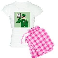 General Medicine Women's Light Pajamas