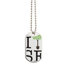 I FUF SF Dog Tags