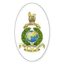 Royal Marines Decal