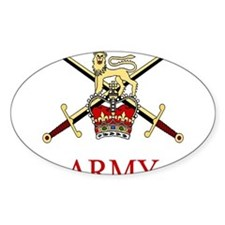 British Army Decal