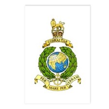 Royal Marines Postcards (Package of 8)