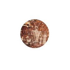 ANCIENT ASTRONAUTS Mini Button (10 pack)