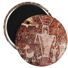 "ANCIENT ASTRONAUTS 2.25"" Magnet (100 pack)"