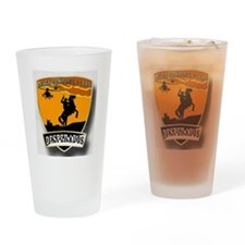 Desperados Patch Drinking Glass