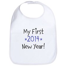 My First New Year! Bib