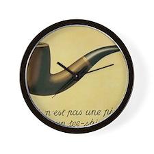 2011-B-Day-T-II-Shirt Wall Clock