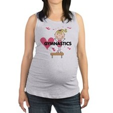 GYMNASTICSFIVE Maternity Tank Top