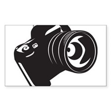 Camera - Photographer Decal