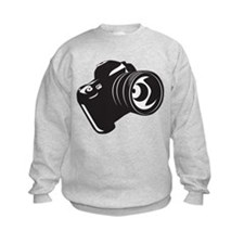 Camera - Photographer Sweatshirt