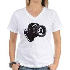 Camera - Photographer T-Shirt