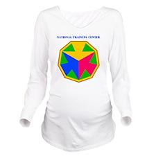 SSI - National Train Long Sleeve Maternity T-Shirt