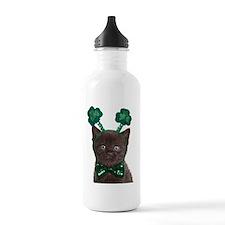 shamrock_note_front Water Bottle