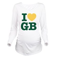iheartgb2 Long Sleeve Maternity T-Shirt