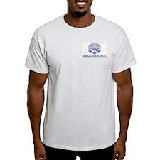 Acerbinky Ash Grey T-Shirt