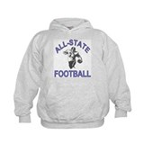 All-State Football Hoody