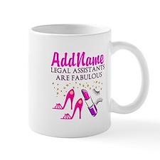 CUSTOM LEGAL ASST Mug
