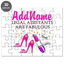 CUSTOM LEGAL ASST Puzzle
