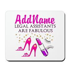 CUSTOM LEGAL ASST Mousepad